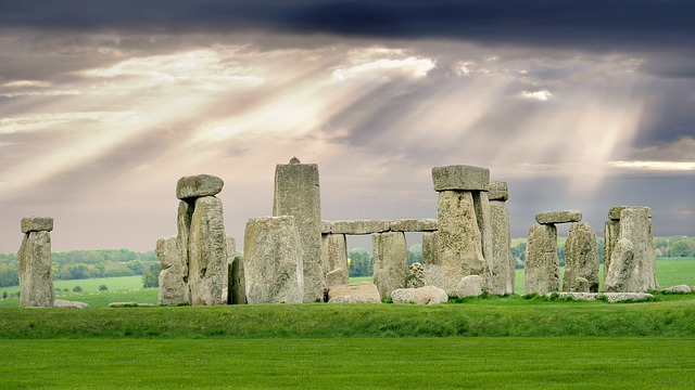 stonehenge anglie