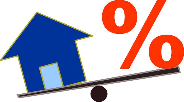 dům a procenta na váze