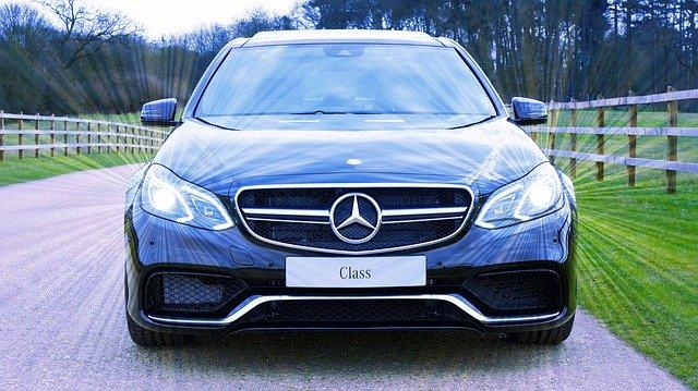 Mercedes předek